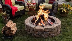 How To Build A Stone Fire Pit In One Afternoon Cheap  Fire Pit LifeCan I Build A Fire Pit In My Backyard