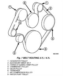 solved how do i get a drive belt diagram for a dodge ram fixya 2007 Dodge Ram 1500 Diagram how do i get a drive belt diagram for a dodge ram 00805f7 png dodge ram 1500 radio wiring diagram 2007