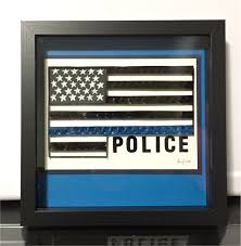 police officer graduation gifts police wall sign police flag decor police ficer ts police