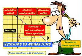 systemsofequations