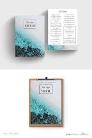 Cafe Menu Template Menu Template Instant Download Restaurant Cafe Menu Coffee Shop Menu Price List Food Menu Drinks Menu Beach Branding Minimalist