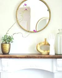 target wall mirror best mirrors fresh round decorative brass project tar than antiqued white finish circle