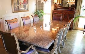 remarkable design granite dining table set neoteric granite top