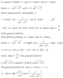 how to find the general solution of