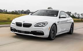 2016 BMW 650i Test – Review – Car and Driver