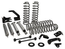 lift kits. suspension lift kit w/ shocks (07-18 wrangler kits c
