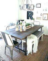 dining room furniture ideas. Farmhouse Dining Room Decor Rustic Ideas . Furniture