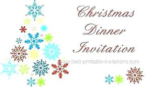 Work Christmas Party Invitation Template Entreprenons Me