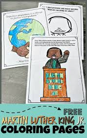 All the coloring pages of this category is placed at different pages. Free Martin Luther King Jr Coloring Page S