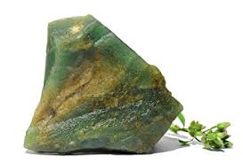 Healings4u <b>Raw Rough Stone</b> - <b>Green</b> Jade Colombian <b>Rough</b> ...