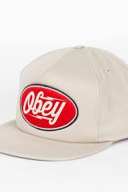 <b>Бейсболка OBEY</b> Gasoline <b>Snap</b> (Khaki, O/S) | www.gt-a.ru