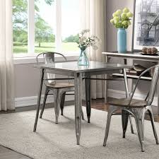 furniture kitchen dining room tables tabouret gunmetal dining table
