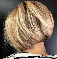 Hairstyles Bob Hairstyles For Thick Hair New Medium Layered