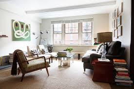 Nyc Living Room Peter Soms New York City Apartment Celebrity Home Lonny