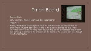 Place Value Flip Chart Promethean Integrating Technology In To The Curriculum Ppt Download
