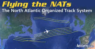 Flying The North Atlantic Tracks Aerosavvy