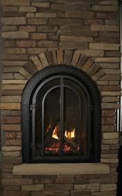mendota fireplace insert red brick panel front doors mendota gas fireplace insert reviews