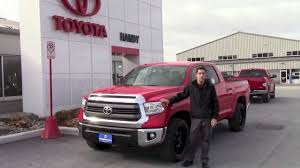 Kyle Ward and the 2014 Toyota Tundra TRD Off Road Package - YouTube