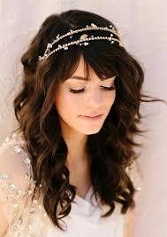 down wedding hair. 20 Best Hair Down Styles for Brides HairstyleCamp