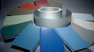 sample charts for standing seam metal roof colors