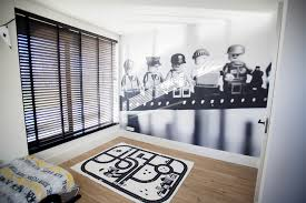 Fotobehang Op Kinderkamer Met Lego Print Lego Fotobehang
