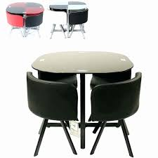 fullsize of alluring chairs idea foxy round space saving table chairs or intended for space saver