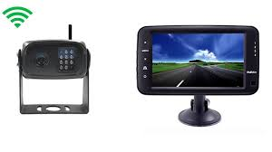 Digital Wireless Backup Camera system for RV