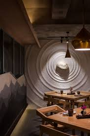 Sozo is a Japanese food restaurant in Chengdu, China. Designed by Ahead  Design,
