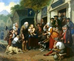 lost in america a van winkle moment tompkins h matteson rip van winkle s return 1860