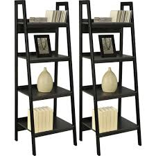 Book Display Stand Staples Altra Ladder Entertainment Center For TVs Up To 100 Black 65