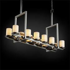 dakota 12 up 5 downlight bridge chandelier tall
