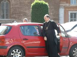 Image result for Photo of Bishop Bernard Fellay meeting  Pope Francis