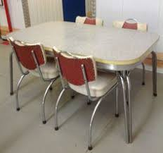 Vintage table and chairs Oak Retro Vintage 1950s Laminate Kitchen Table Chairs Ebay Pinterest 77 Best