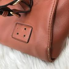 Coach Bags - Coach Sadie Flap In Spectator Medium Brown Satchel