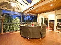 verandah lighting. Indoor-outdoor Outdoor Living Design With Bbq Area \u0026 Decorative Lighting Using Timber - Verandah