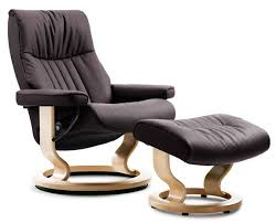 Best Leather Recliner With Ottoman Leather Recliner Chairs Scandinavian Comfort  Chairs Recliners