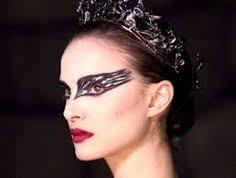 black swan inspired make up in jean louis sabaji spring summer runway 2018 black swan natalie portman inspired makeup tutorial courtney little you