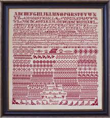 Soie D Alger To Dmc Conversion Chart Hands Across The Sea Samplers Counted Cross Stitch Charts