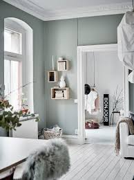 Interior Design Grey Living Room Green Grey Home With Character Via Coco Lapine Design Living