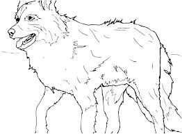 Coloring Dog Husky Dog Coloring Pages Husky Dog Coloring Pages
