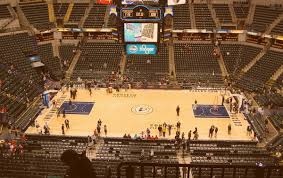 Bankers Life Fieldhouse Virtual Seating Chart 61 Complete Conseco Fieldhouse Seating Chart With Seat Numbers