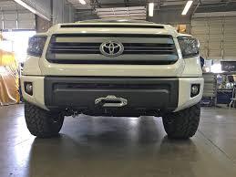 SDHQ Hidden Winch Mount - TundraTalk.net - Toyota Tundra ...