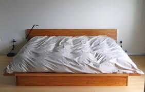 Custom Flat Platform Bed Frame — Platform Beds : Building Flat ...