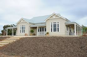 Wonderful Grandview Farm Homes Building Reproduction Weatherboard Of Home  Designs ...