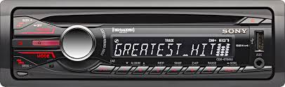 sony cdx gt56ui cd receiver at crutchfield com