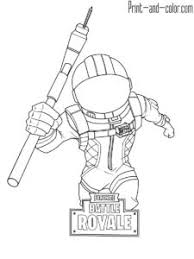 there are many high quality fortnite coloring pages for your kids printable free in one