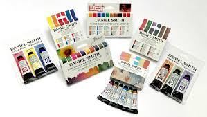 Watercolor Sets - DANIEL SMITHDANIEL SMITH