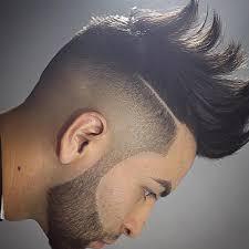 Haircut Designs 24 Men Fohawk Haircut Ideas Designs Hairstyles Design Trends