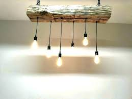 rustic french country beaded chandelier lighting