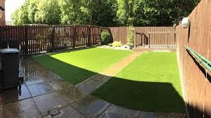 artificial lawn installation eliburn livingston